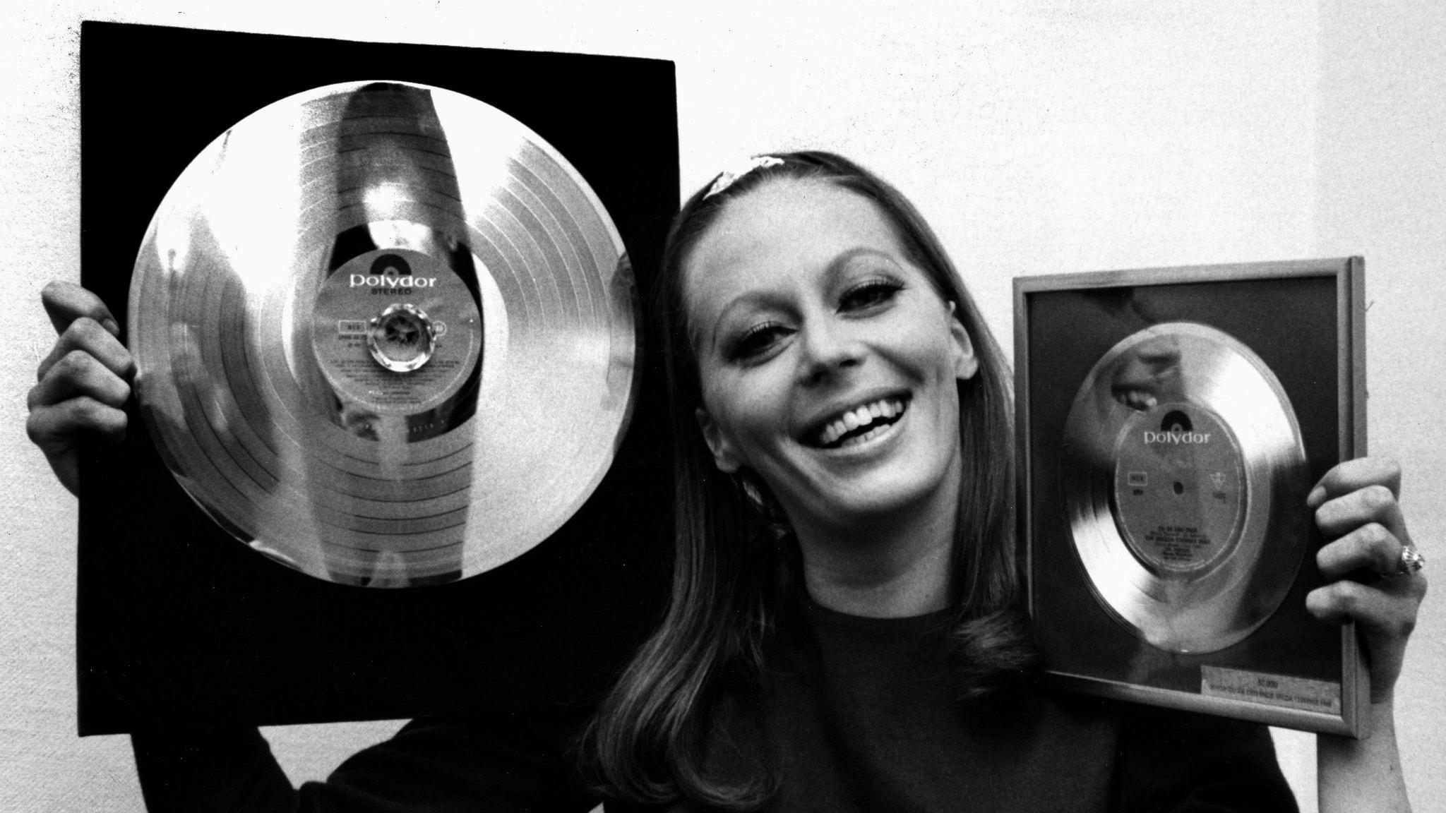 Hör Kvällstoppen från 12 september 1967 med Kerstin Kicki Engerstedt Melinder