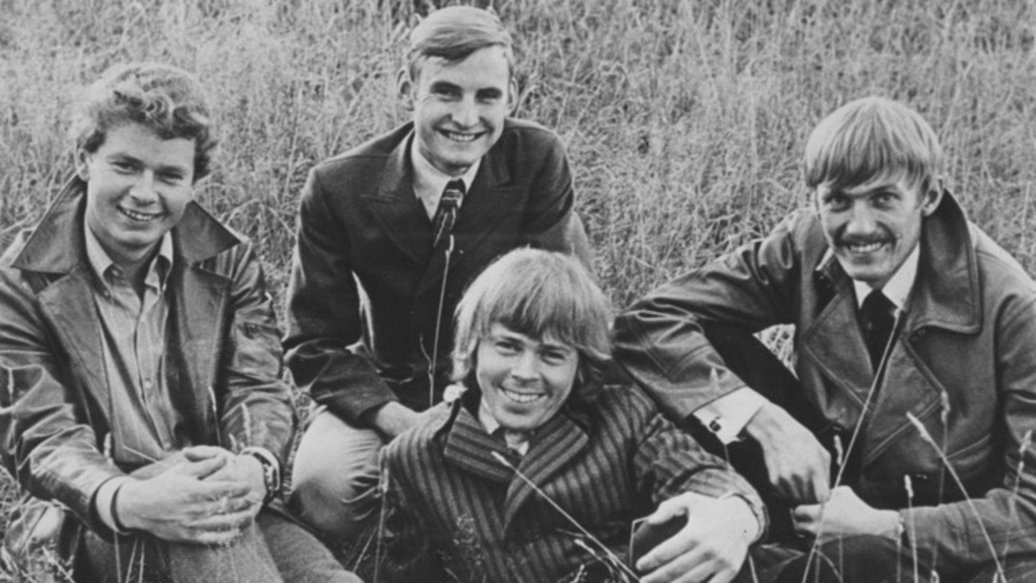 Hootenanny Singers de enda med svenskt text på Kvällstoppen 5 maj 1964!