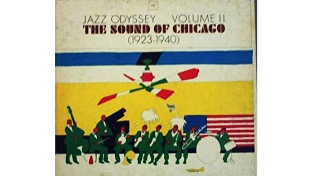 The Sound Of Chicago (1923-1940)