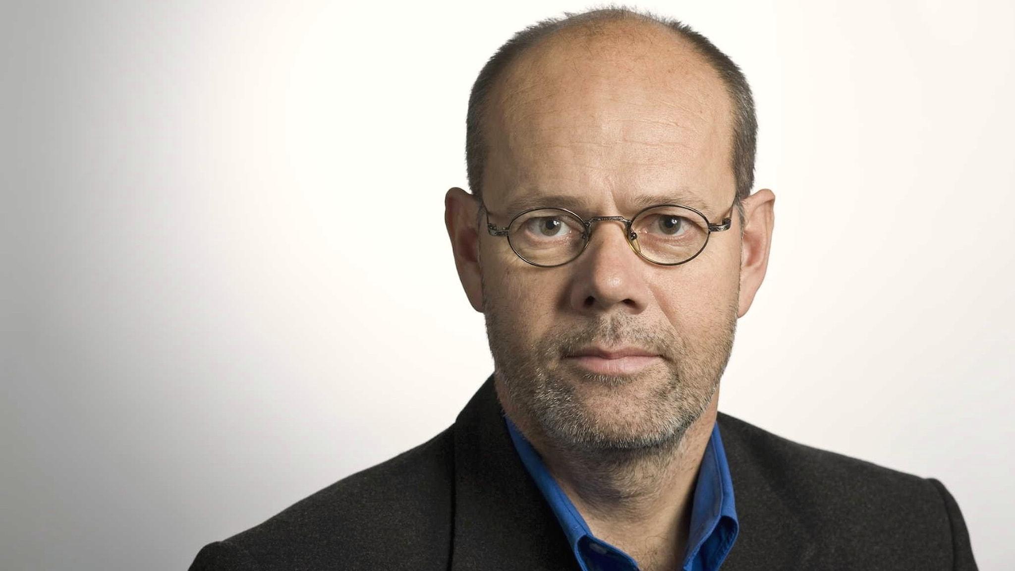 Dag Malmqvist. Foto: Björn Dalin/SR
