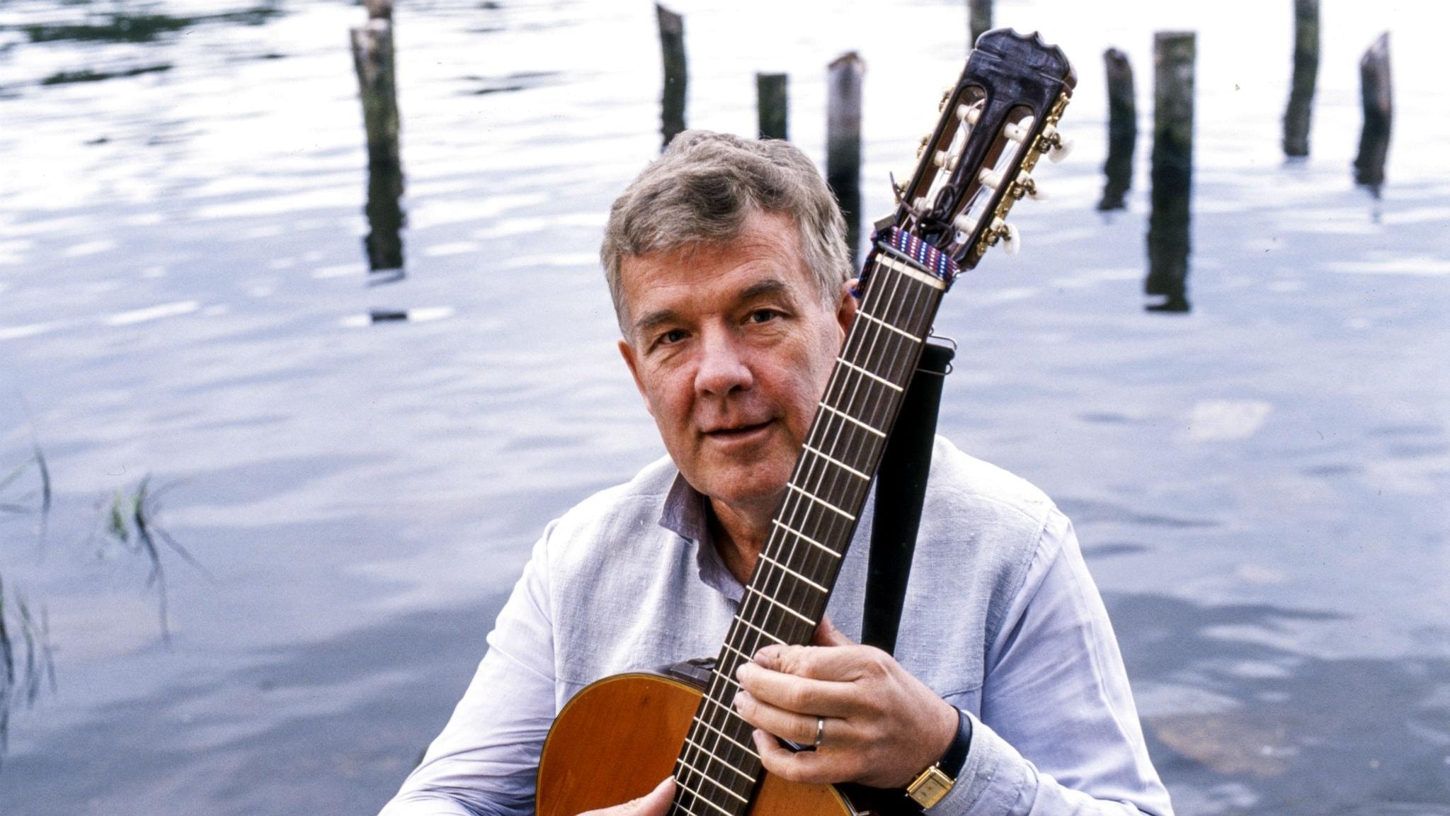 Östen Warnerbring bytte ut sången mot prat i Svensktoppen den 13 september 1981