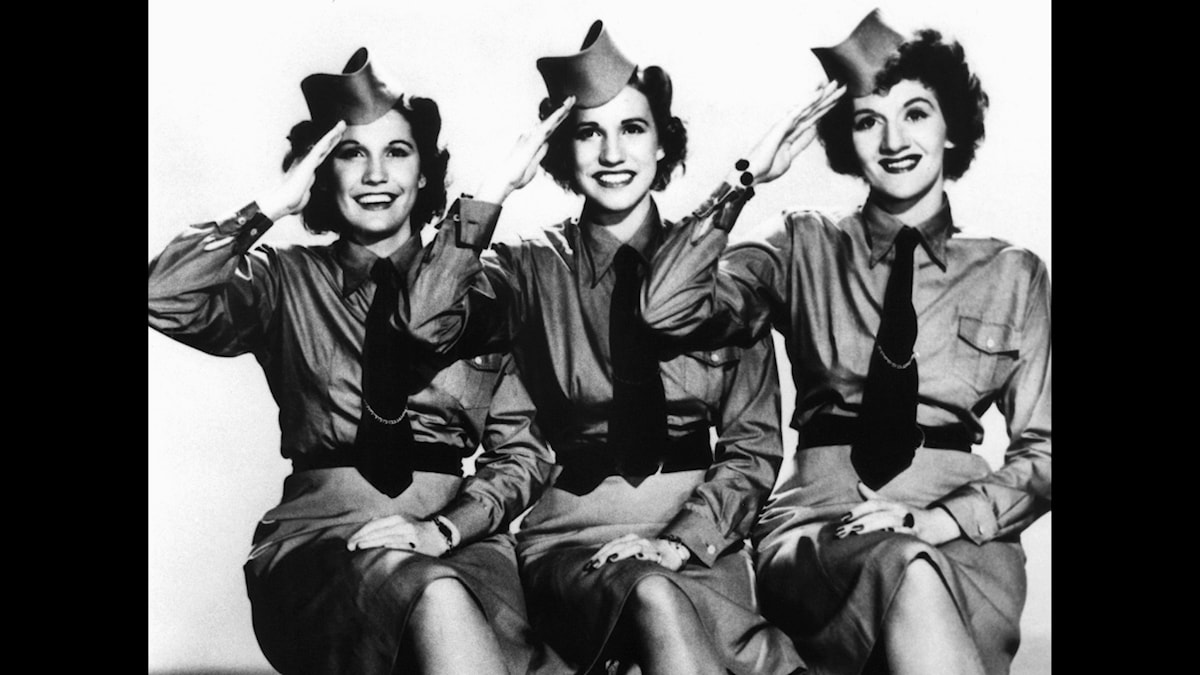 The Andrews Sisters - 1940