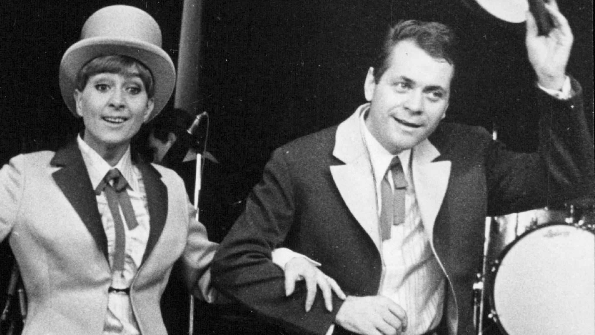 Siw Malmkvist och Lars Lönndahl enda nykomlingarna på Svensktoppen 27 november 1966