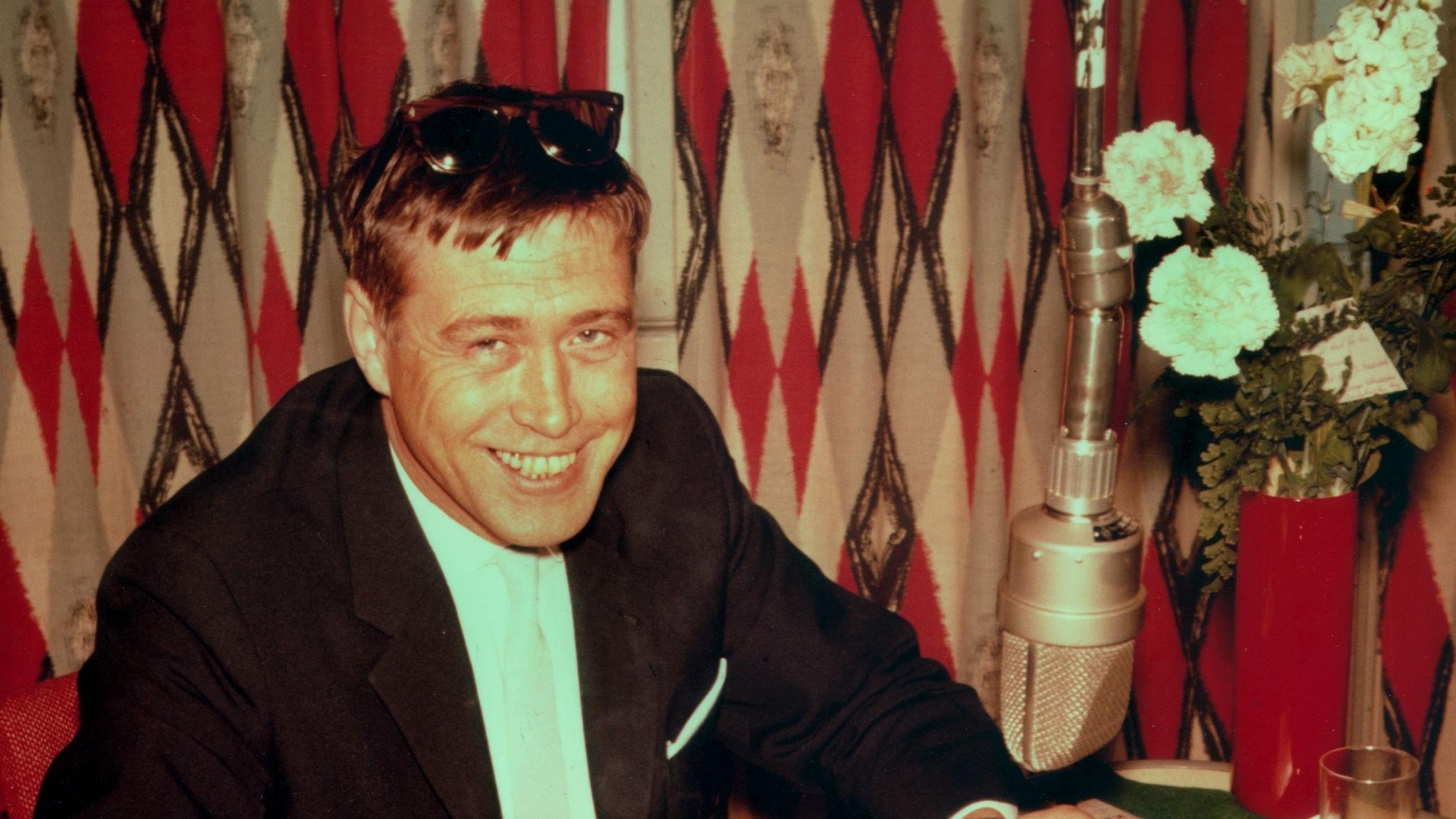 Minns du när Pekka Langer var programledare för Sommartoppen 1962?