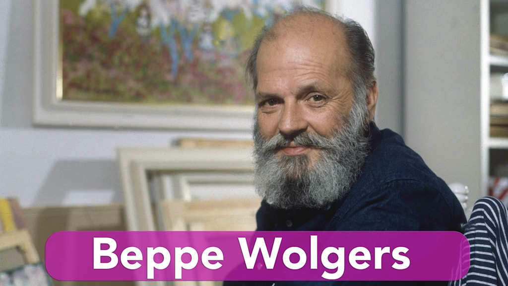 Beppe Wolgers
