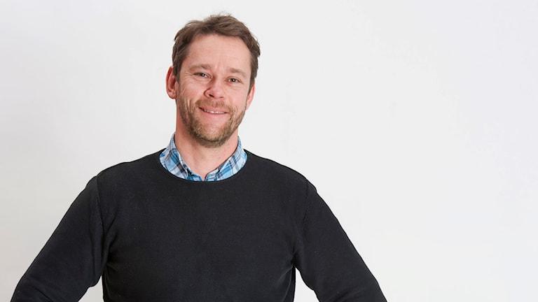Mats Öfwerström. Foto: Ateljé Carla