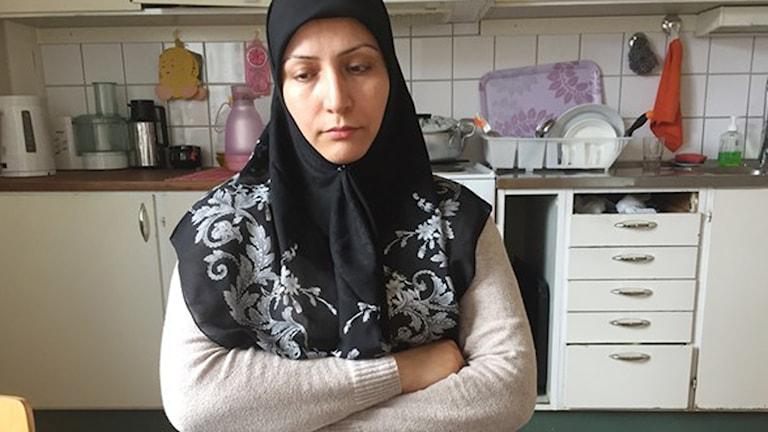 Zahra Husseini lämnade själv Afghanistan i tioårsåldern. Asma och hennes två syskon är födda i Iran.