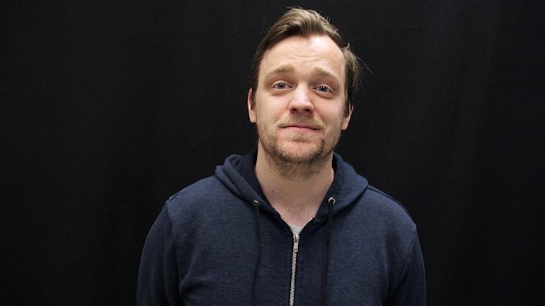 Jonas Hansson, reporter P4 Värmland