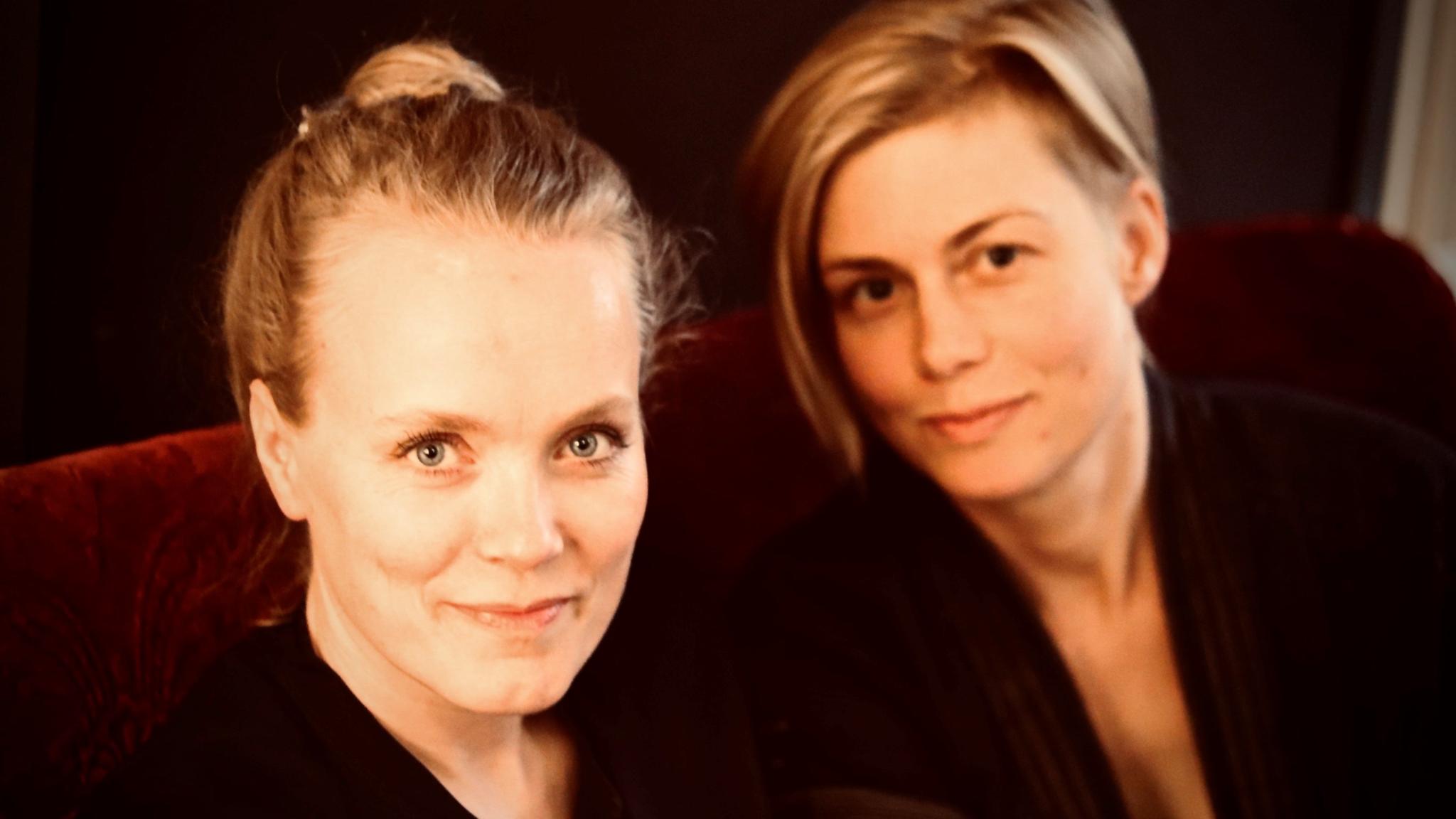 Ane Brun och Anna Ternheim