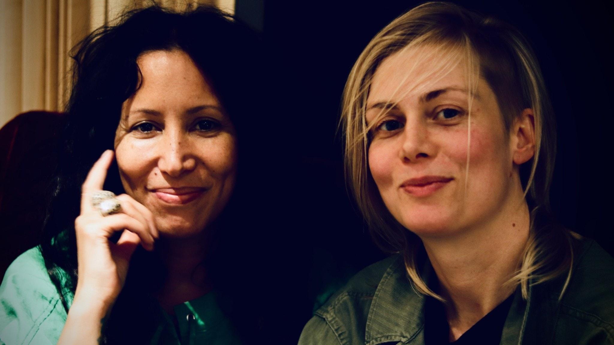 Titiyo och Anna Ternheim