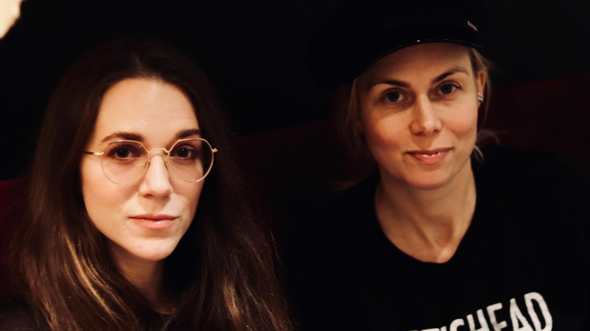 Melissa Horn och Anna Ternheim
