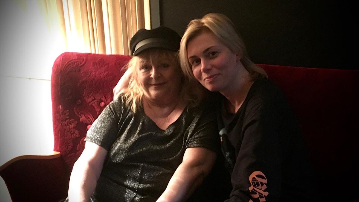 Kikki Danielsson och Anna Ternheim