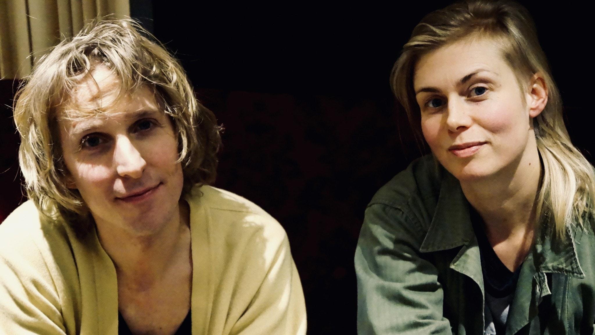 Love Antell och Anna Ternheim