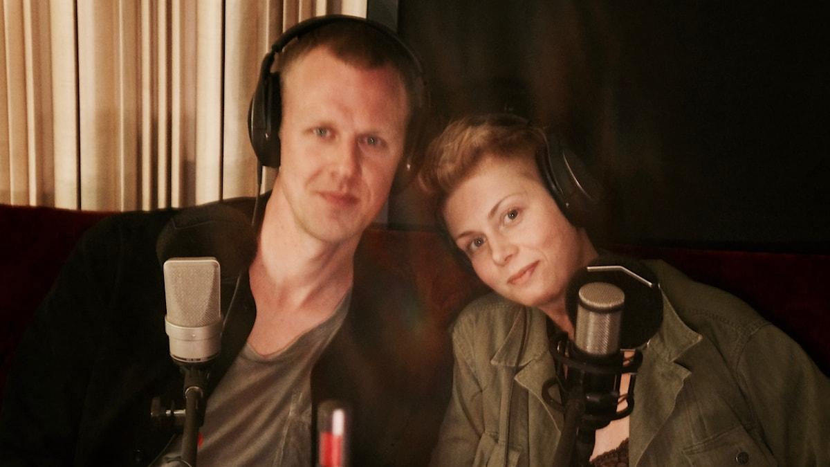 Johan T Karlsson och Anna Ternheim
