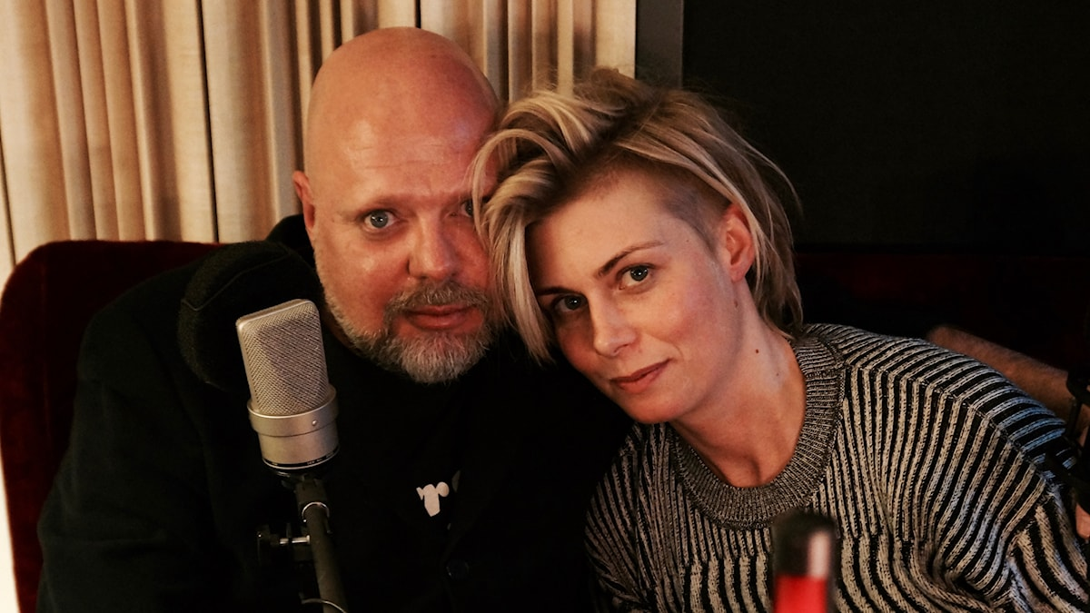 Peter Lemarc och Anna Ternheim