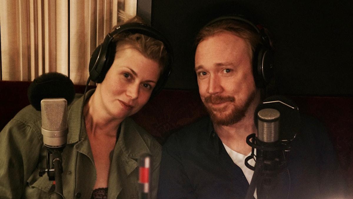 Anna Ternheim och Lars Winnerbäck