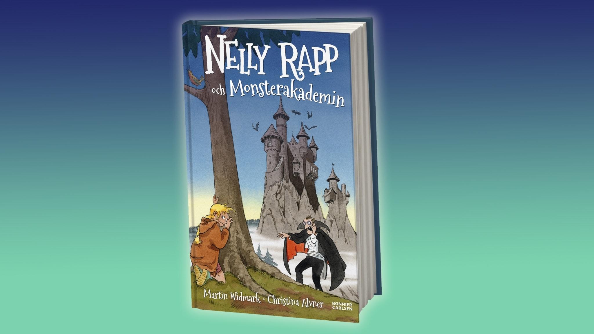 Programbild för Nelly Rapp - monsteragent