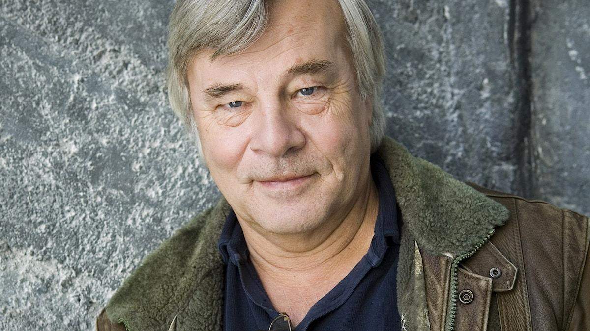 Del 3: Jan Guillou. Foto: Johan Ljungström/Sveriges Radio