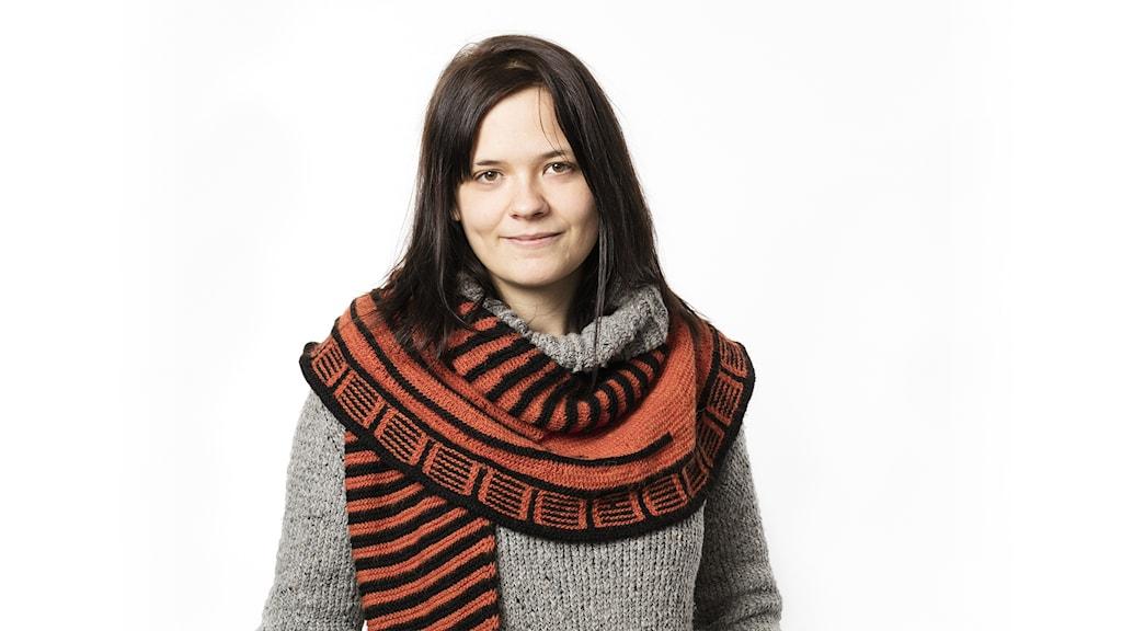 Stina Lövkvist.