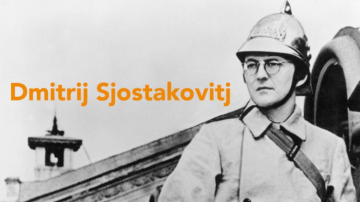 Dmitri Sjostakovitj