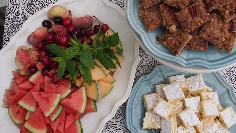 Bergenströms dessertplock Foto: Emma Janke