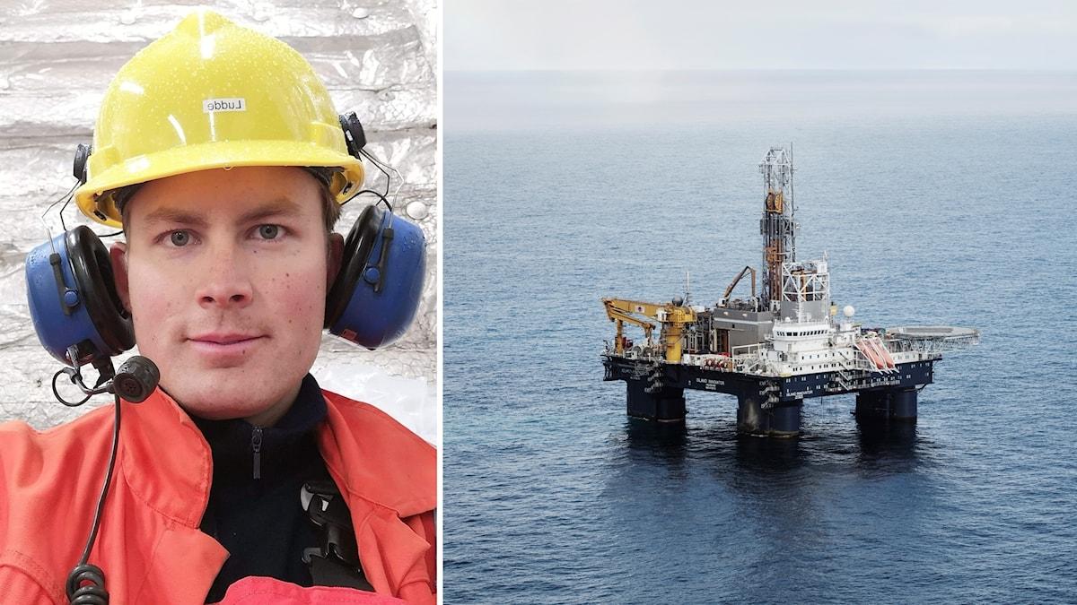 Oljeriggsarbetaren Ludwig Sterner