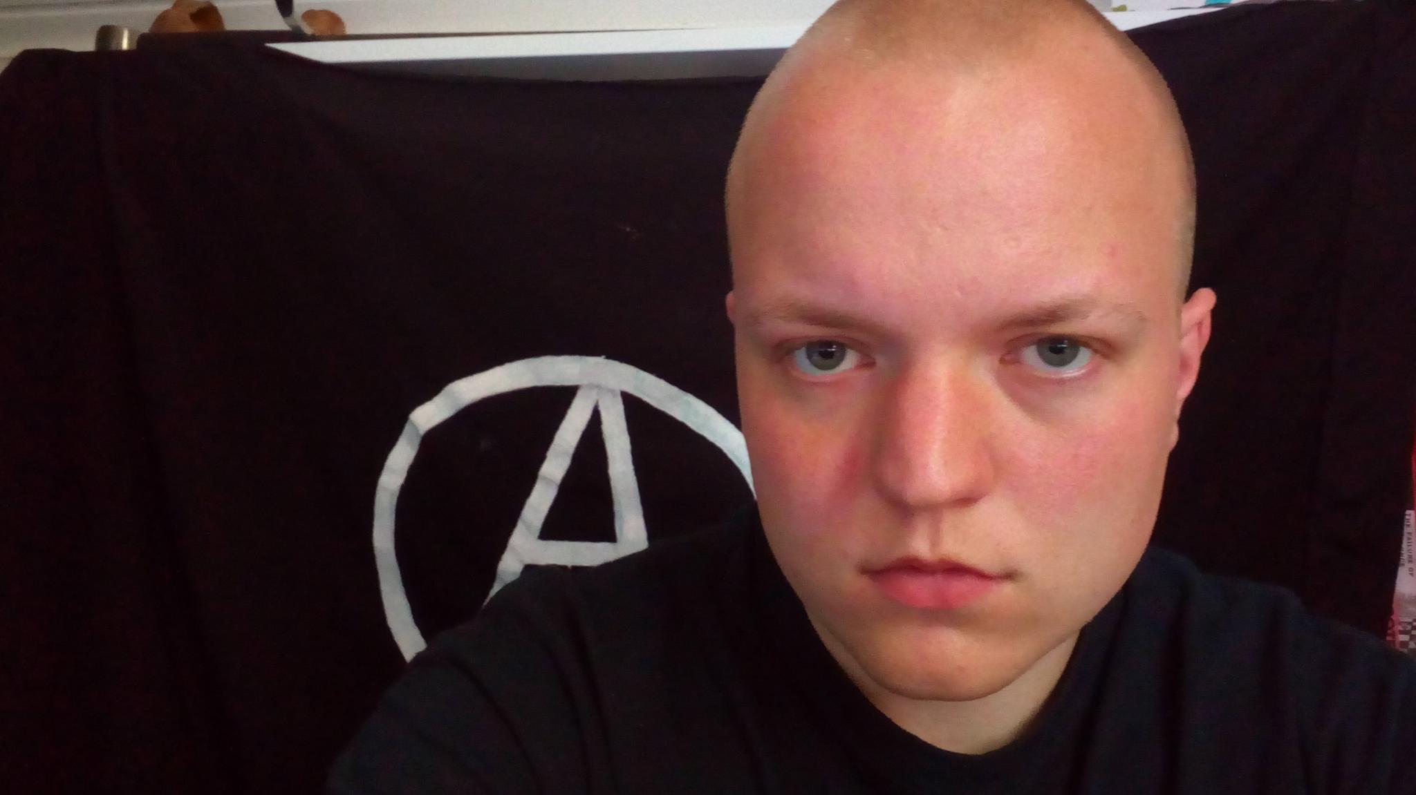 Jag är anarkist - Fråga vad du vill i P3