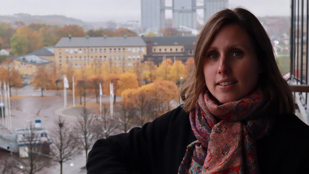 Johanna Lätth, psykolog och specialist i forensisk psykologi i Kriminalvården.