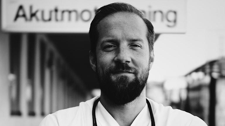 Akutläkaren Petter Körberg
