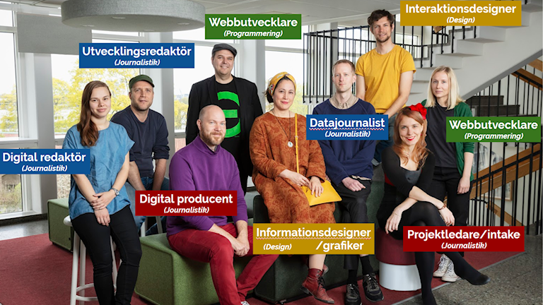 Vi är Sveriges Radios spetsteam för tvärfunktionell journalistik. DI såväl pitchar som tar emot redaktionella idéer och täcker in allt som kräver programmering - från digital research till verktyg. Här på bloggen berättar och länkar vi till det vi gör.