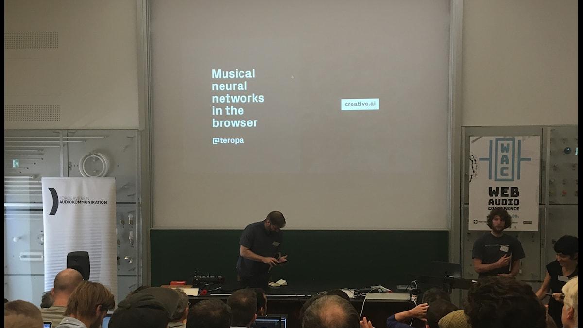 Web Audio Conference 2018 Berlin