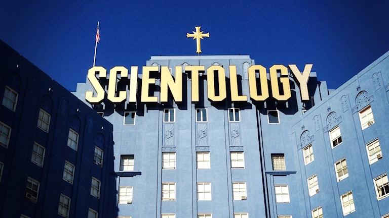 Sciantologernas hus i Los Angeles