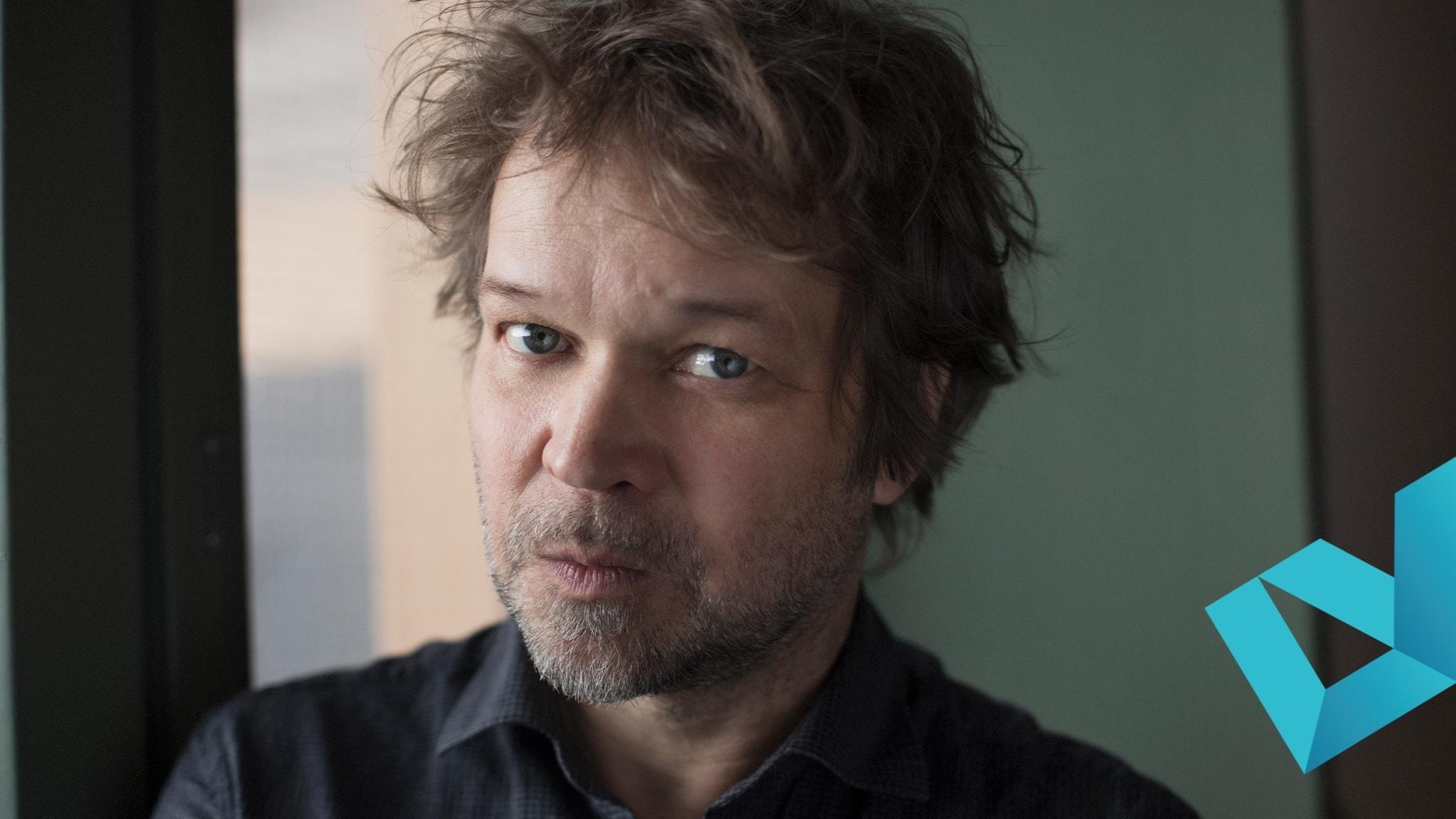 Författaren Tomas Bannherhed.
