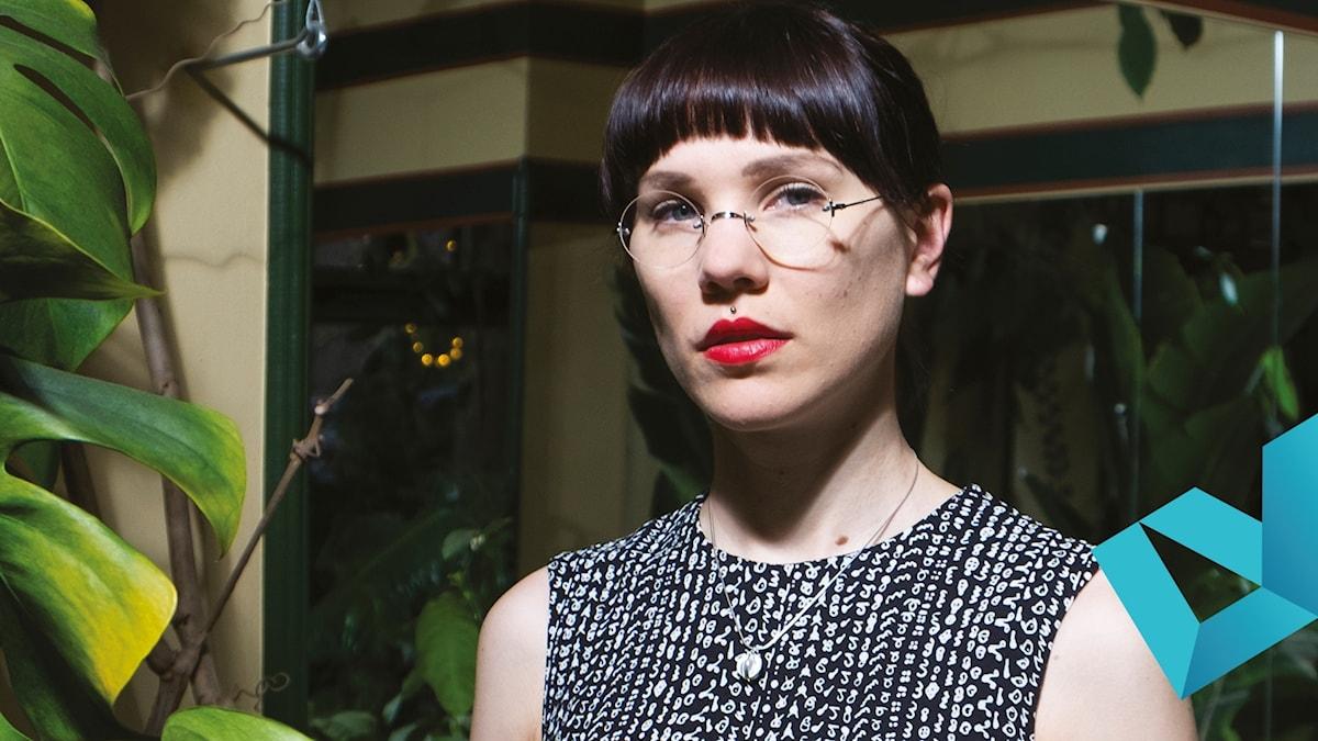 Författaren Lyra Koli.