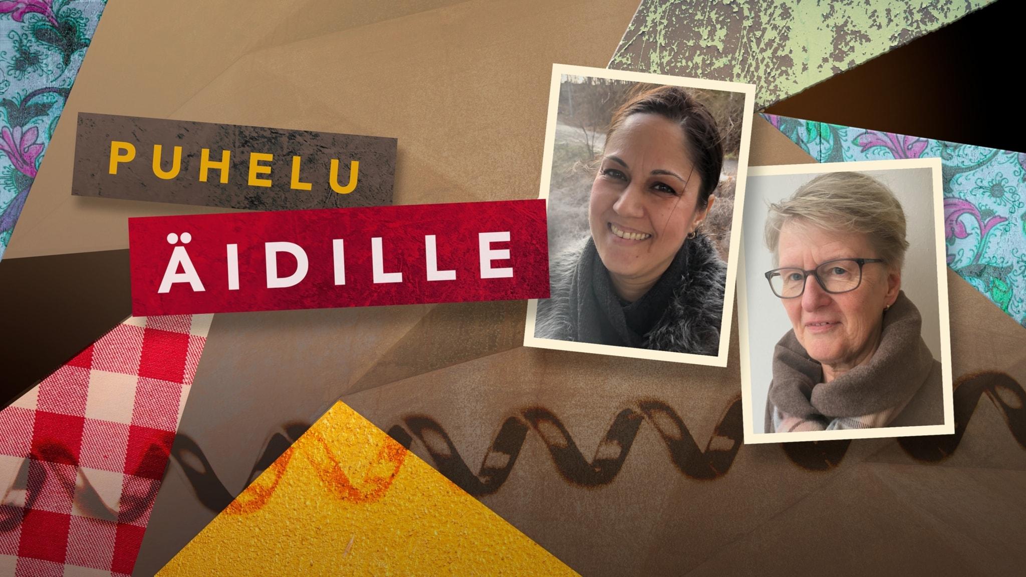 Puhelu äidille: Ruotsinsuomalainen Silvia perusti perheen Delhiin