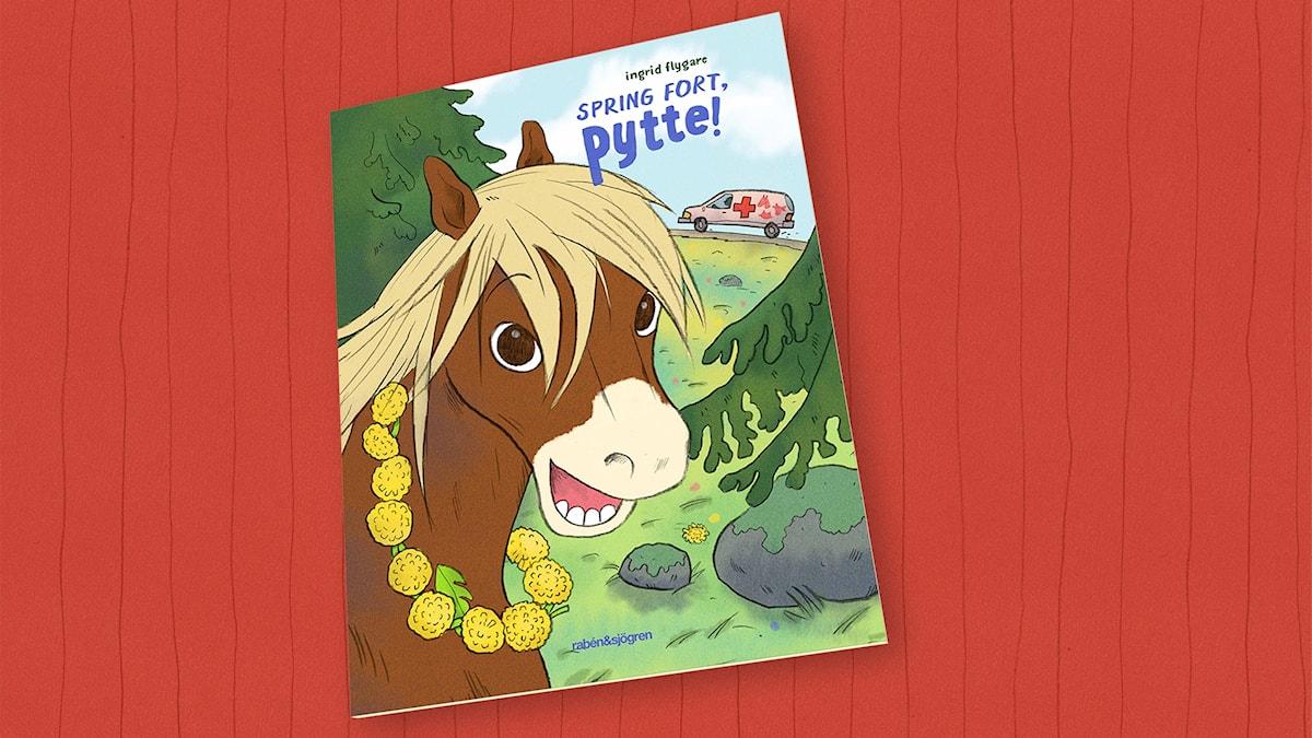 Spring fort, Pytte! Text och bild: Ingrid Flygare.