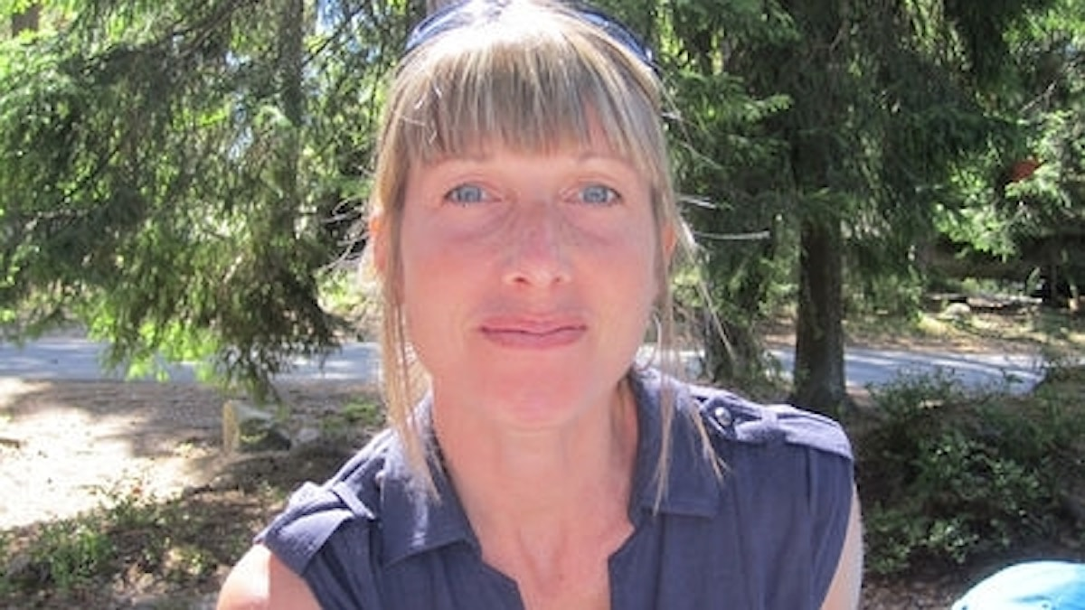 Bild på Maria Johansson