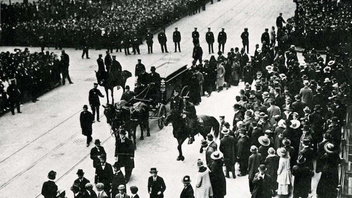 Sholem_Aleichem_funeral
