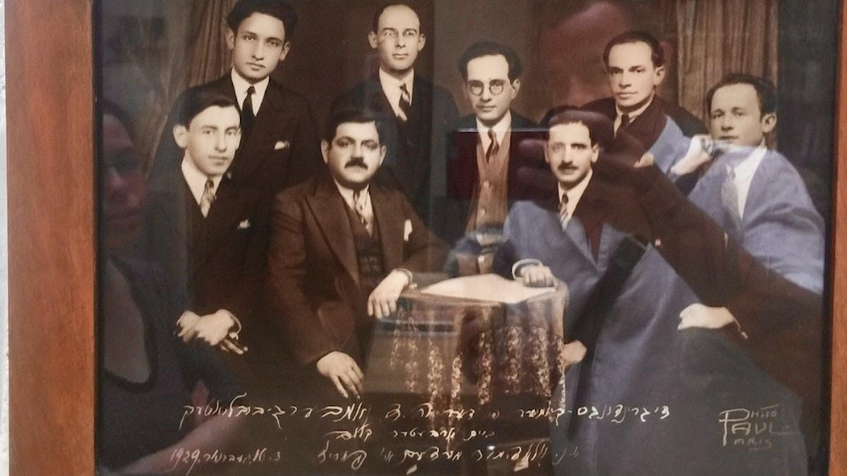 Medem-bibliotekets grundare 1929