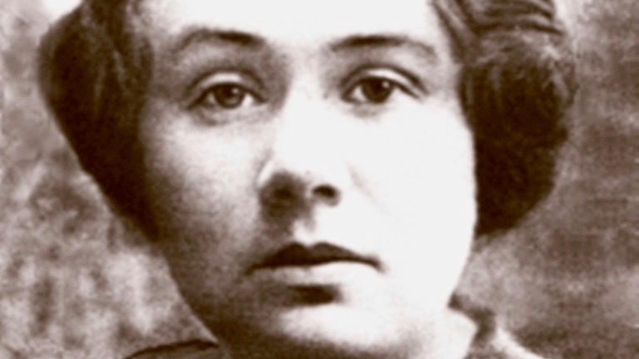 Poeten: Anna Margolin