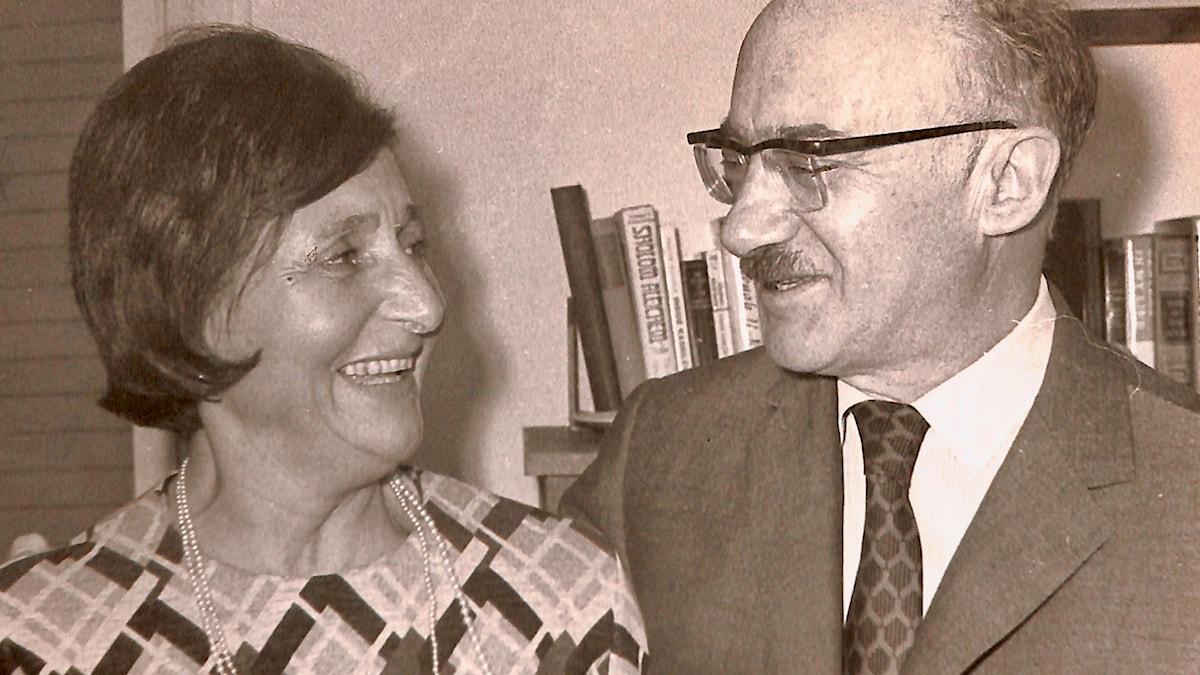 Freydke och Avrom Sutzkever