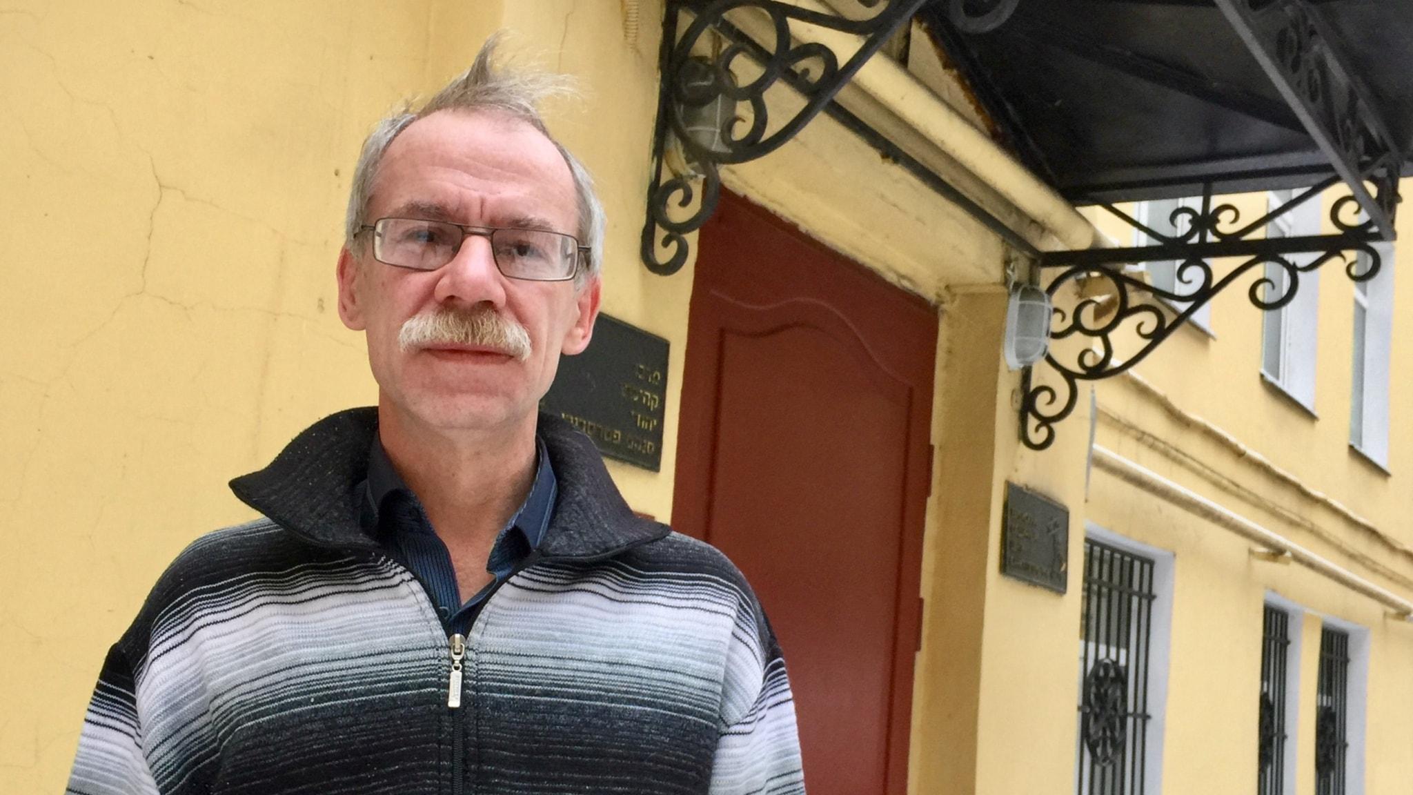 Isroel Nekrasov, Petersburg-poet