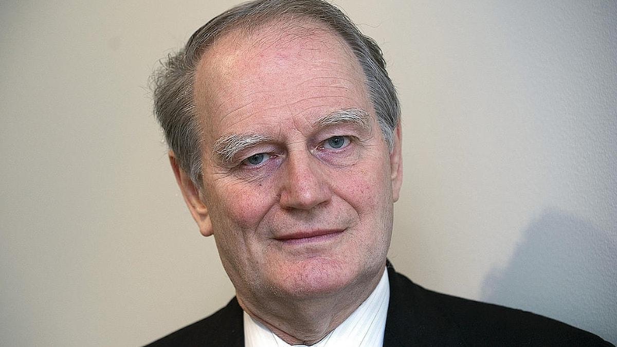 Anders Björck - f d moderat riksdagspolitiker och försvarsminister