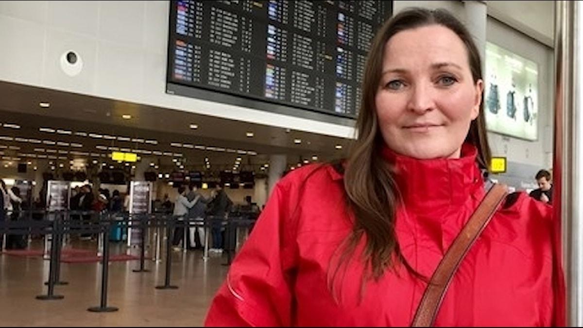 Teresa Küchler, journalist i Bryssel
