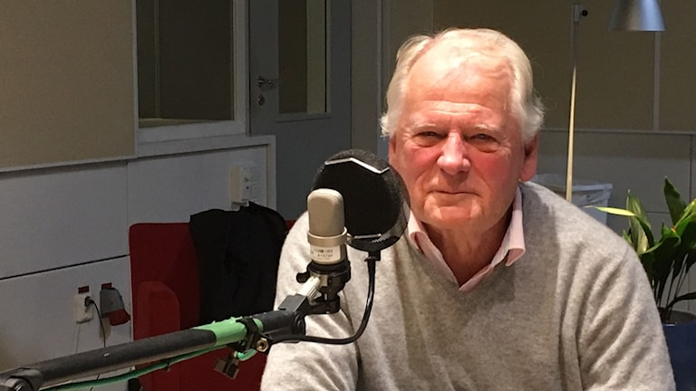 Den f d centerledaren Olof Johansson