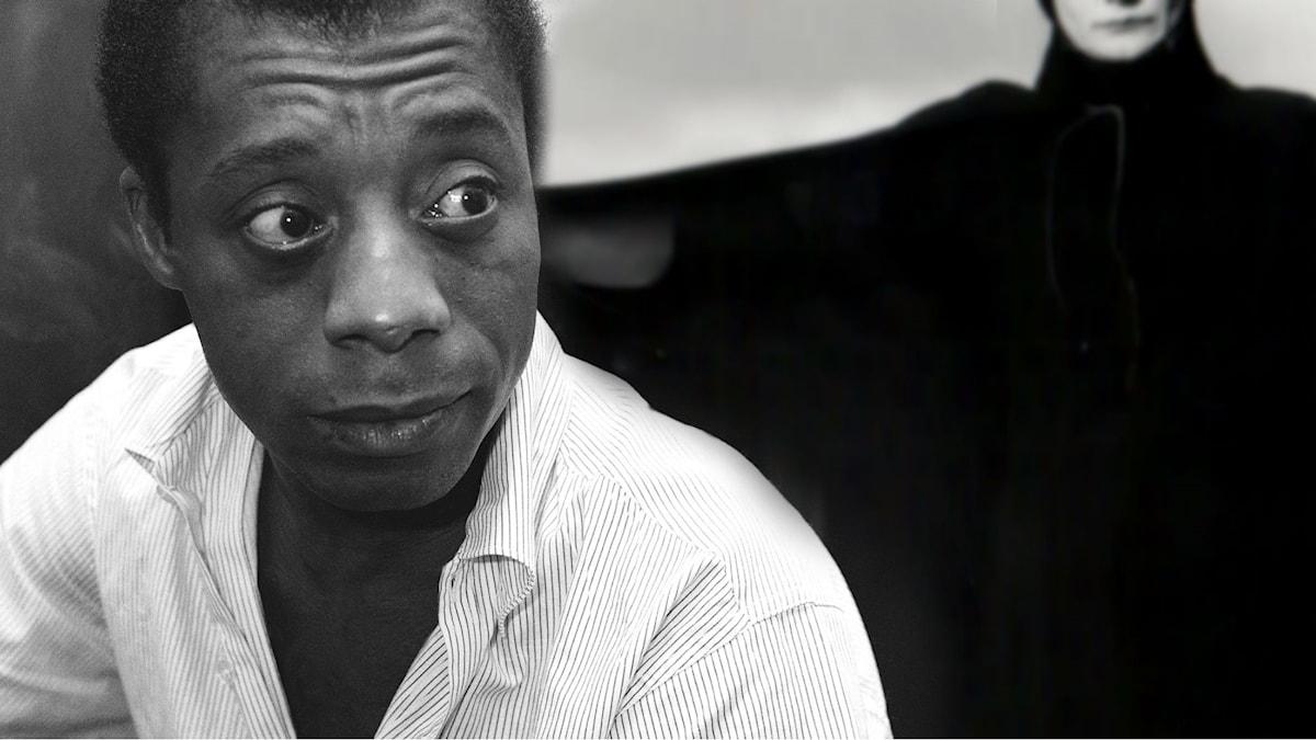 James Baldwin och döden.