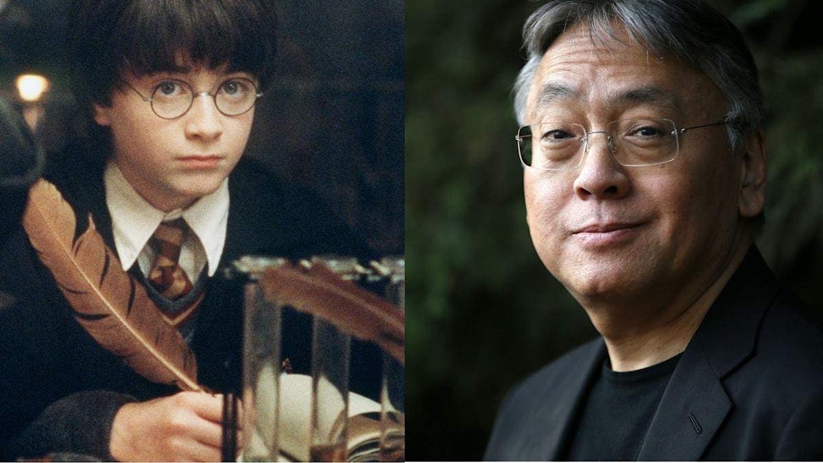 Harry och Kazuo.