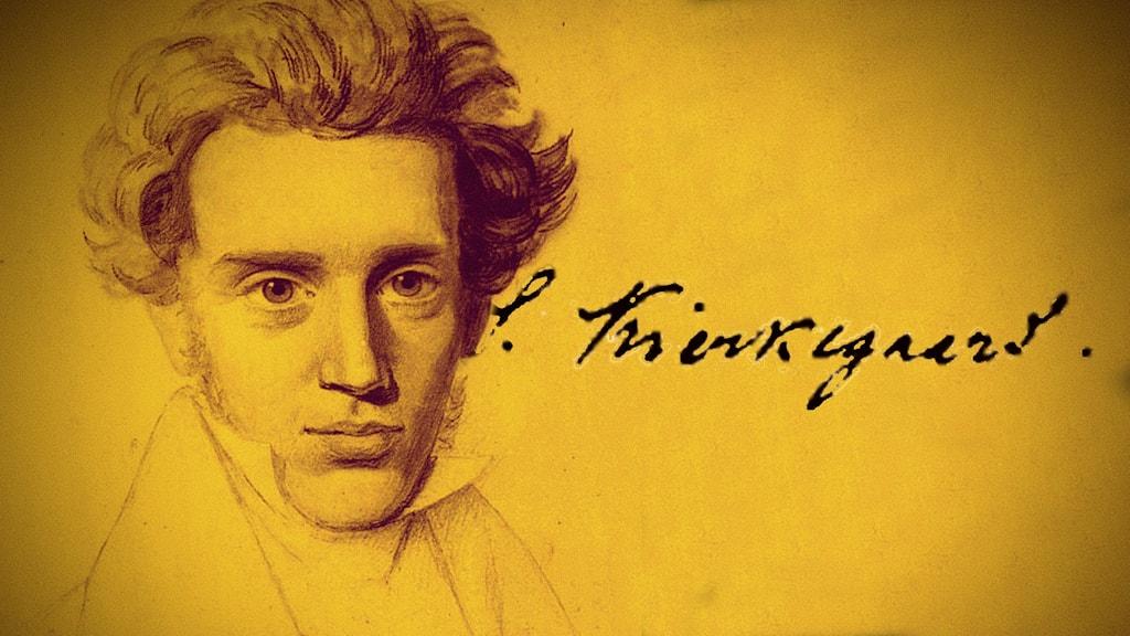 Søren Aabye Kierkegaard levde mellan 1813 och 1855. han dog och föddes i Köpenhamn.