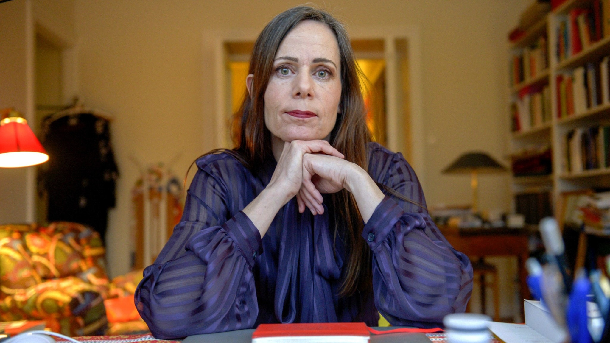 Sara Danius och romanens bild av världen