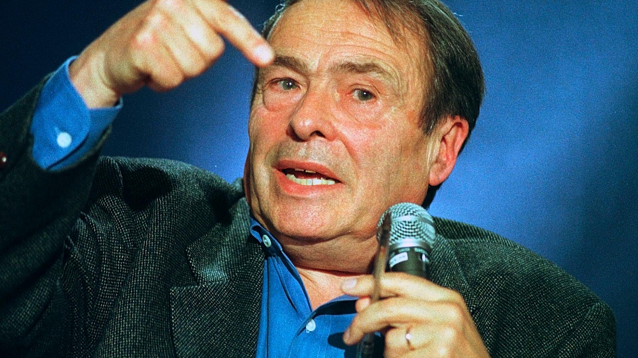 Pierre Bourdieu 1998.
